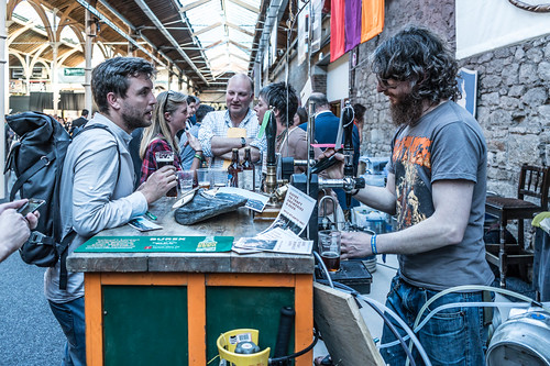 IRISH CRAFT BEER FESTIVAL IN THE RDS LAST WEEKEND IN AUGUST 2015 [SONY A7R MkII] REF-107254