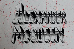 Summer Assignment (chloepepworth) Tags: art typography photography design foundation alexandermcqueen
