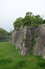 DSC_1586 (My many travels) Tags: castle japan  osaka moat