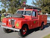 Land Rover 'Firefly' (adelaidefire) Tags: mountains fire snowy authority rover land armour firefly hydroelectric