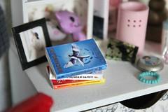 Poppy's Petites (dollinterrupted) Tags: christmas cute miniatures miniature diy handmade books gifts kawaii online etsy rement romeoandjuliet bibliophile miniaturebooks languageofflowers fashionroyalty catchingfire valleyofdolls hungergames mockingjay