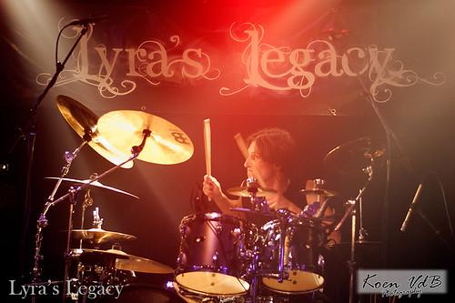 Lyra's Legacy @ Biebob 03102015