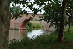 Pompertuzat (alexmaz84) Tags: canal midi hautegaronne pont pompertuzat midipyrnes paysage