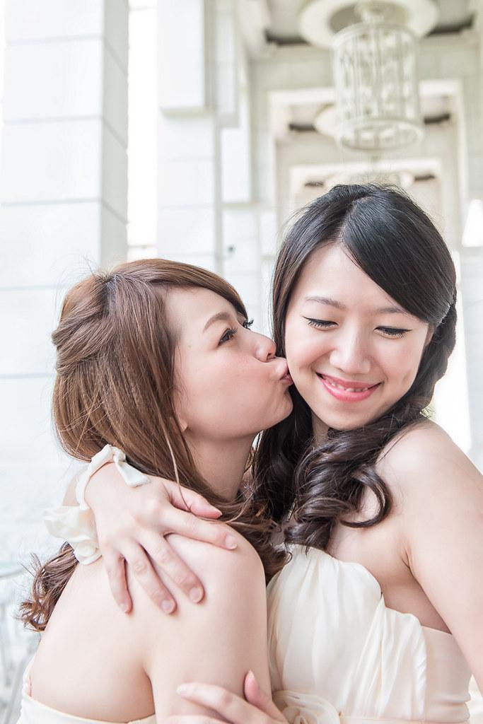 林皇宮花園戶外婚禮攝影