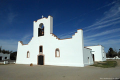 Nuestra Señora de la Purísima Concepción (Our Lady of the Immaculate Conception) (RRP Photography) Tags: architecture texas churches chapels adobe elpaso temples westtexas missions socorro religiousarchitecture tigua socorrotx