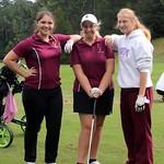 Brookland-Cayce Ladies Varsity Golf @ Hounds Lake CC 10-11-15