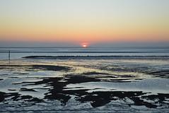 DSC_0497 (giuli.flaccomio) Tags: twilight tramonto sonnenuntergang tide low norderney norddeich nordsee ebbe wattenmeer nordsea frisianislands bassamarea maredelnord wattwandern isolefrisone