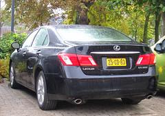 Lexus ES 350 (XV40) (rvandermaar) Tags: 350 es lexus corpsdiplomatique lexuses lexuses350 xv40 cdkenteken 25cd83