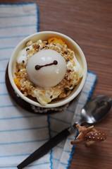 baymax (K _ _ _ _) Tags: sweet pudding kawaii cutefood agaragar