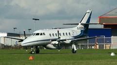 Manx2 G-CCPW Bae Jetstream31 Coventry (cvtperson) Tags: airport jetstream coventry bae 31 cvt egbe gccpw