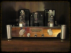 Single Ended Tube Amplifier (G.G. (Italy)) Tags: set diy tube homemade cap single valve ended amplifier circuit bypass schematic cathode 6l6 kt77 soundgrail ultrapath