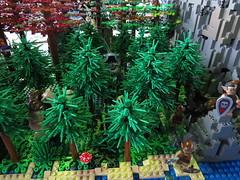 IMG_8054 (LUG Festibriques) Tags: montagne dragon lego exposition fantasy nancy hotdogs caverne fantastique 2015 scoubidou festibriques ludibriques