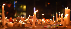 Auckland NZ Paris Vigil (Peter Jennings 16.9 Million+ views) Tags: new paris france war peter auckland zealand nz killed vigil blasts attacks act prayers jennings gunfire lockdown