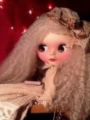 Blythe-a-Day #16 Jane Austen: Ava Reflects...