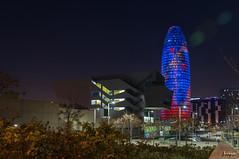 Les Glories catalanes, Plaça (jorapa) Tags: bcn barcelona catalunya cataluña spain agbar museu disseny color colors arquitectura jean nouvel jeannouvel oriolbuhigas josepmartorell davidmackay jorapa