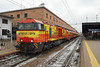 AW G2000 33 + E483 020-018 (railphoto) Tags: train rail bahn alessandria ferrovia g2000 vossloh e483 arenaways