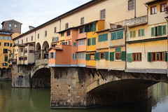 (B Plessi) Tags: florence italia fiume ponte firenze arno toscana italie vecchio lungarno toscany toscagne bgp2015