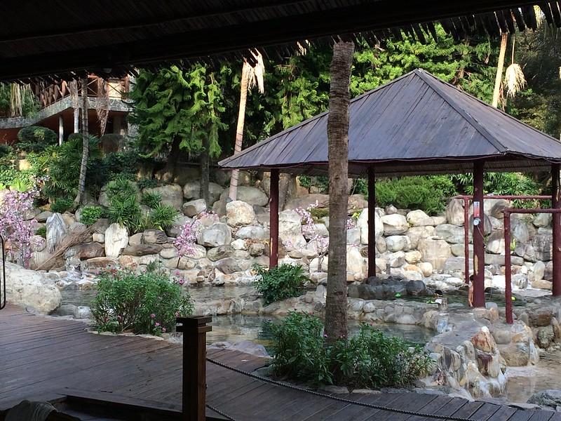 泰雅渡假村溫泉區