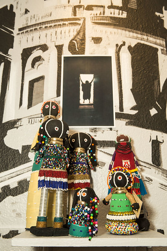 35th Annual Black Doll Show: Women of the African Diaspora in the Trenches