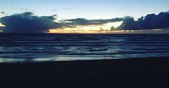 Blackpool illuminations 16 (kerry_hocking) Tags: family autumn cold waves light life dark sky sun clouds sea water sunset blackpool