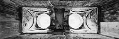 (fusion-of-horizons) Tags: biserica domneasc trgovite church architecture arhitectura orthodox targoviste trgovite wallachia muntenia tara romaneasca orthodoxy   romania old royal princely court curtea domneasca romanian history istorie lmidbiima1723707 light lumina interior icoana icon icoane icons ortodoxa ortodox mural murals fresco fresca frescoes eikn iconography iconografie painting pictura art arta pronaos narthex dome vaulting cupola pendentives pendentive pandantiv pandantivi fisheye  binoculars symmetry galactic eastern romana ortodox romn bor cldire arhitectur fotografie de photography photo photos