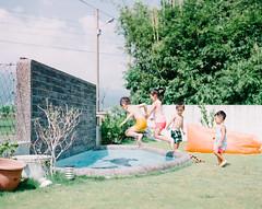 Flighting with our happiness in the holiday... (Jerome Chi) Tags: 105mm f24 film 120 120film pentax pentaxcamera pentax6x7 pentax67 67 6x7 filmcamera lovefilm filmphoto filmisgood filmisnotdead filmphotography filmphotograph ishootfilm           kodak kodakfilm portra400