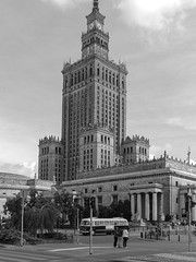 Stalin's gift (Pieter Tordoir) Tags: warsaw stalin palace culture science