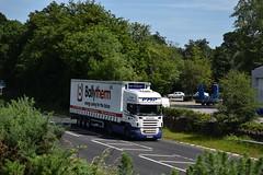 EU07 NLG - PMP International Armagh (Jonny1312) Tags: scania scaniar480 armagh lorry truck maghera tobermore londonderry