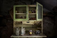 Abandoned kitchen cupboard (ducatidave60) Tags: fuji fujifilm fujixt1 fujinonxf23mmf14 abandoned decay dereliction