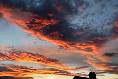 AUTUMN SUNSET (P.J.S. PHOTOGRAPHY) Tags: