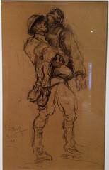 IMG_1222p1 (Andy961) Tags: washington dc libraryofcongress exhibits worldwari worldwar1 wwi art