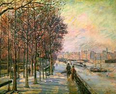 La Place Valhubert (artmuse10) Tags: armand guillaumin