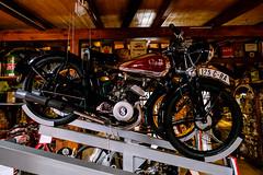 1939 Ogar Sachs (The Adventurous Eye) Tags: 1939 ogar sachs motorcycle museum splnnsen pavlkov motocyklov muzeum historickch motocykl historic classic