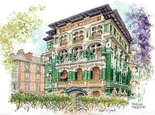 Royat Hôtel Majestic