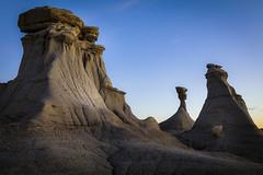 Valley of dreams east-2 (Mandira2007) Tags: southwest valleyofdreams newmexico badlands rockformations