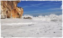 El Mar (Vilchez57) Tags: vilchez57 foto fotografa fotgrafo elmar mar playa costa resaca espuma fuerza oleaje rocas