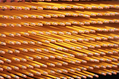 #2 Pencils (Read2me) Tags: yellow many rows line wood shop store nyc thechallengefactorywinner friendlychallenges challengeyouwinner superherowinner 15challengeswinner gamewinner perpetualchallengewinner challengeclubwinner pregamewinner storybookotr