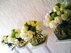 Cancun Floral Design (Floreria Zazil) Tags: cancunflorist cancunweddingsflowers centerpieces whiteandgreencenterpieces cancunflowershop cancunfloraldesign cancunfloralevents cancunweddings rivieramayaweddings