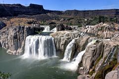 Shoshone Falls (maritimeorca) Tags: shoshonefalls shoshonefallspark snakeriver twinfalls waterfall
