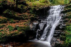 (parry101) Tags: nant nwrefwr blaen y glyn south wales waterfall waterfalls brecon beacons national park landscape water outdoor falls long exposure talybontonusk talybont powys