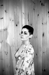 Katie (mattbellphoto) Tags: nikonf2 50mmf14 ilford delta400 35mm film bw blackandwhite xtol katierobinson