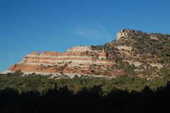 161023 Red, White and Blue (bkamerman) Tags: gallup zuni new mexico