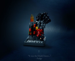 01 - The Other Minister (Melan-E) Tags: harry potter lego afol fire magical journey