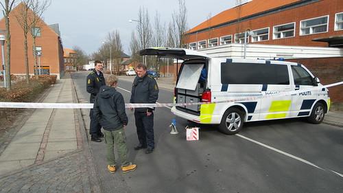 Bombe-attrap fundet ved Ringe Banegård(1)
