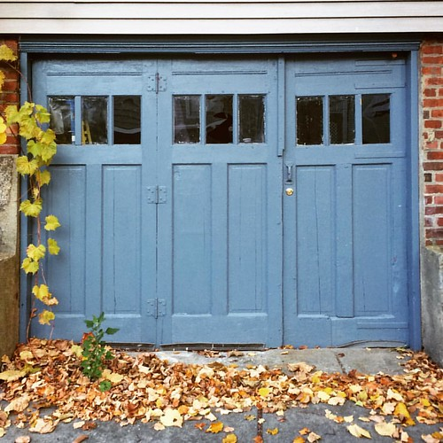 #garage #garagedoors #door #brookline #fall