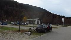 Kehlsteinhaus (twinni) Tags: mw1504 05112016 bike biketour mtb kehlstein kehlsteinhaus babsi bayern deutschland eagles nest winter winterradl winterbike bergziege 20 mazda 6 kombi garmin oregon 700