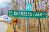 Chambers Farm Lane (milepost430media.com) Tags: green northcarolina country lane farm directional tractor building street highway road sign