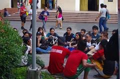 Teachers and youth in solidarity with National Minorities (Fred Dabu) Tags: sandugo saveourschools lakbayan lakbayanngpambansangminorya manilakbayan diliman kampuhansadiliman universityofthephilippines philippines students teachers workers youth indigenous