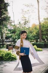"QUAN_032 (also know as ""PapaPenguin"") Tags: chulalongkorn graduation photographer chula cu"