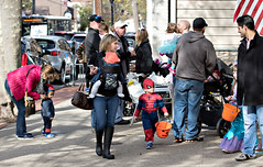 Halloween Parade & Trick or Treat Event by Babylon Village Chamber of Commerce (BabylonVillagePhotos) Tags: street photography halloween parade trick or treat event babylon village chamber commerce kids spooky cute costumes scary scarry ghosts goblins man witch witches pirates military